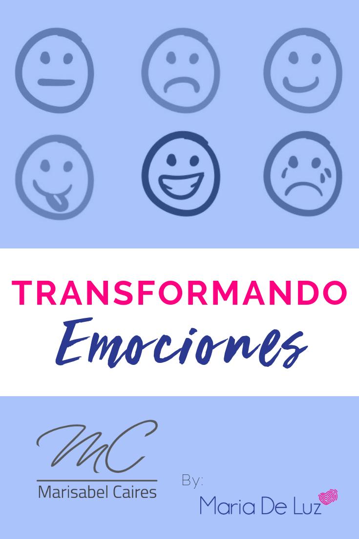 Transformando las emociones